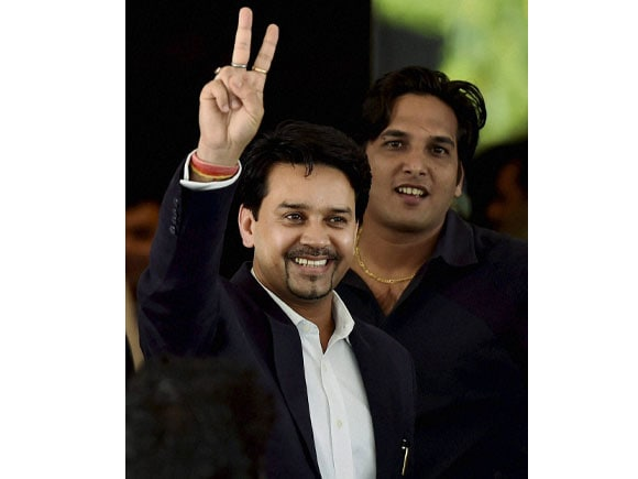 BCCI Secretary,  Anurag Thakur,  BCCI, Cricket, BCCI Election