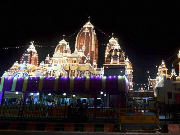 Laxmi Narayan Temple, Lord Krishna, Krishna Jayanthi, Janmashtami festival, Dahi Handi festival, Dahi Handi