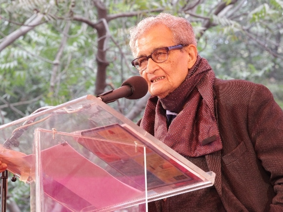 Jaipur Literature Festival, Amartya Sen