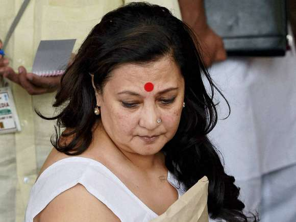 TMC, Moonmoon Sen