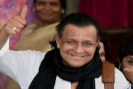 Mithun Chakraborty at Parliament house