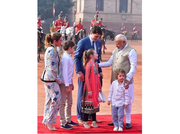 Justin Trudeau,India visit, Sophie Gregoire, Ella-Grace Margaret Trudeau, Xavier James Trudeau, Hadrien Trudeau, Narendra Modi, Akshardham temple, khalistan issue, Golden temple, jama masjid,canadian PM visits India,Trudeau's Sophie, Justin Trudeau wife,Pm NARENDRA MODI, AKSHARDHAM, RAJGHAT, GANDHI MEMORIAL