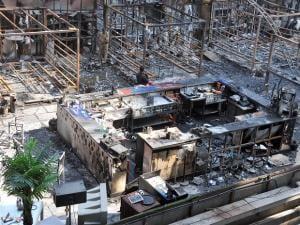 Kamala Mills inferno: The aftermath