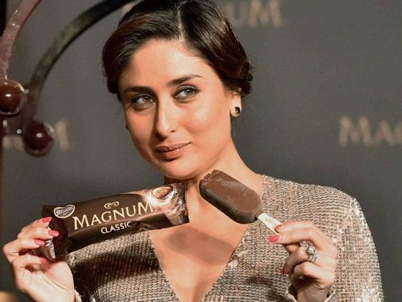Kareena, Kareena Kapoor, Magnum, Ice Cream