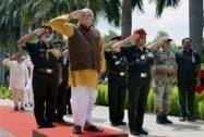 Governor of Uttar Pradesh Ram Naik