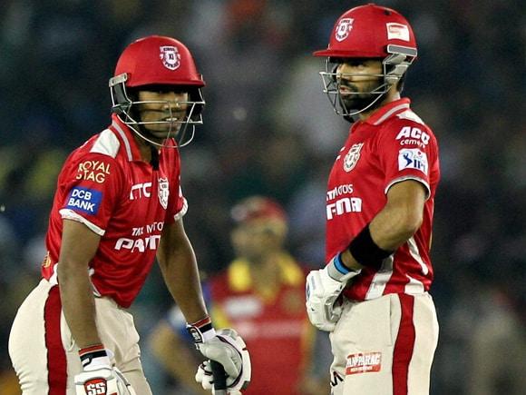 Wriddhiman Saha, Manan Vohra, IPL, IPL Pepsi, Royal Challengers Bangalore, Kings XI Punjab