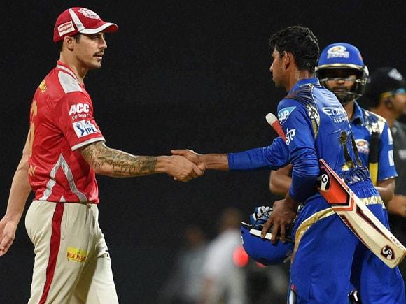 IPL, Pepsi IPL, Kings XI Punjab, Mumbai Indians, MI