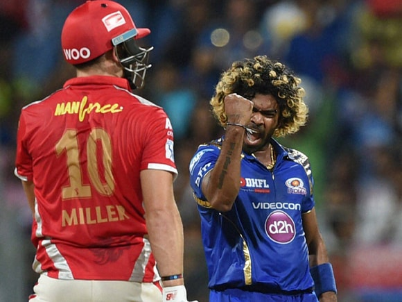 Malinga, David Miller, IPL, Pepsi IPL, Kings XI Punjab, Mumbai Indians, MI