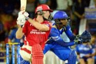 Kings XI Punjab player SE Marsh