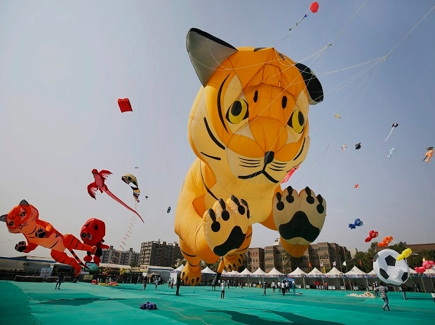 international kite festival, kite festival, kite fest, harvesting season, gujarat kite festival, makar sankranti, india harvest season, agriculture india, winter india, kite making, patang, Sabarmati riverfront, ahmedabad, Gujarat
