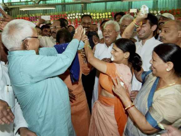Lalu, Lalu Prasad Yadav, Lalu Yadav, Bihar Chief Minister, Nitish Kumar, RJD chief, Rabri Devi, RJD, Tej Pratap, Bihar, Patna, 68th Birthday
