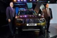 Launch of Renault Duster AWD