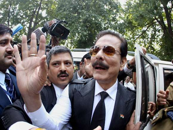 Sahara, Subrata Roy, UP Police, SC