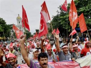 Left Front farmers' rally in Kolkata turns violent
