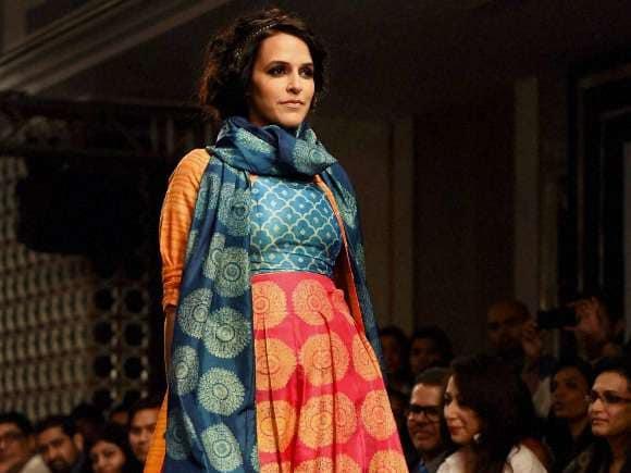 Chitrangada Singh, Lakme Fashion Week, Bollywood, Neha Dhupia