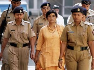 Malegaon blasts accused Pragya Singh Thakur who got bail from Mumbai High Court
