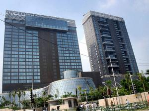 JW Marriot's hotel that was inaugurated by West Bengal