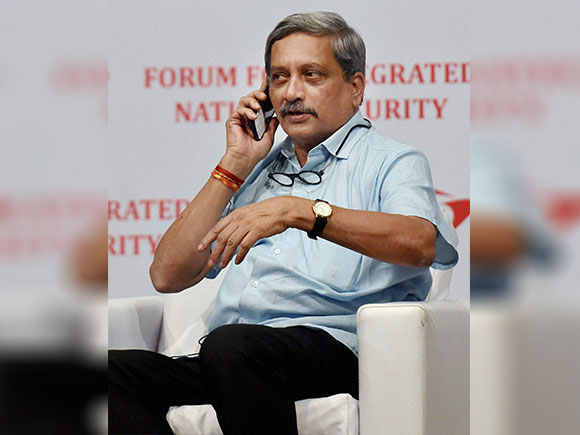 Manohar Parrikar, FINS, Defence Minister, Forum for Integrated National Security, National Security