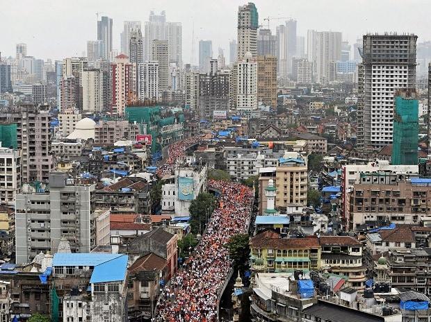 Maratha Morcha, Maratha reservation, Maratha, Mumbai