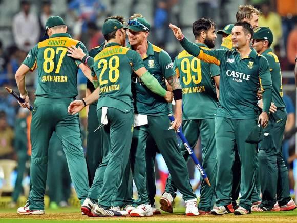 South African player, South Africa series win, South Africa vs India Series, South Africa in India Series 2015, AB De Villiers, Faf du Plessis, MS Dhoni, Quinton de Kock