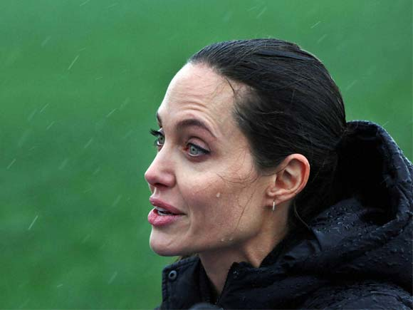 Angelina Jolie, Syria crisis, Middle East Crisis, isis, european union, syrian refugees news, middle east countries