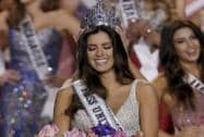 Miss Colombia Paulina Vega crowned Miss Universe 2015 in Miami