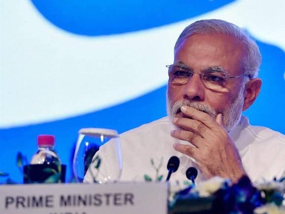 Narendra Modi, Global Call To Action Summit 2015, Prime Minister Narendra Modi, New Delhi