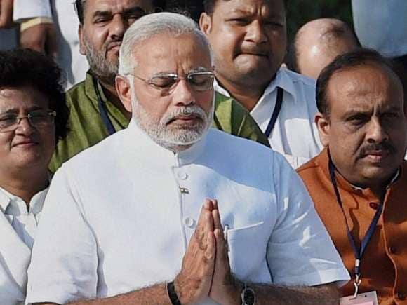 Rajghat, Mahatma Gandhi, Narendra Modi