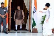 Modi meets leaders of SAARC countries