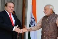 Modi with SAARC leaders