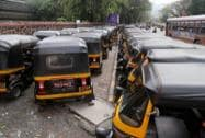 Mumbai autorickshaws on strike today