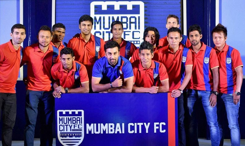 Bollywood actor, Ranbir Kapoor, Nita Ambani, launch, football club, Mumbai City FC