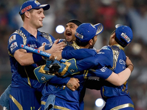 Rohit Sharma, Harbhajan Singh, Parthiv Patel, IPL, IPL Pepsi, Mumbai Indians, Chennai Super Kings