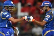 Rohit Sharma and Unmukt Chand