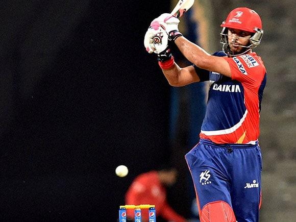 Yuvraj Singh, IPL, IPL Pepsi, Mumbai Indians, Delhi Daredevils