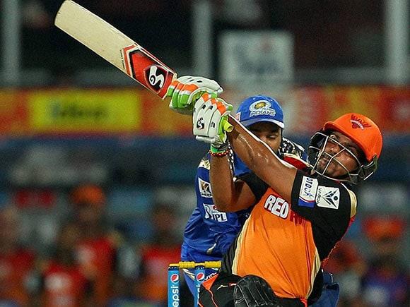 Karn Sharma, KL Rahul, IPL, IPL Pepsi, Mumbai Indians, Sunrisers Hyderabad
