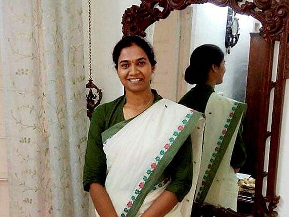 UPSC, Nandini, Nandini K R, first rank, Civil Services Exams