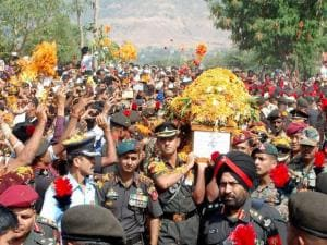 Army Colonel Santosh Mahadik killed in Kashmir encounter
