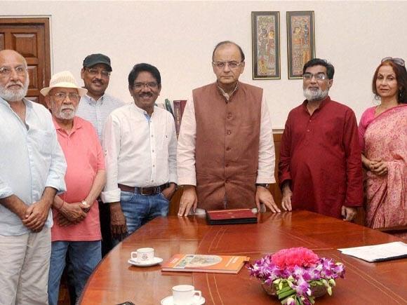 Arun Jaitley, Bharathiraja, Kamal Swaroop, National Film Award, Film, Film Award