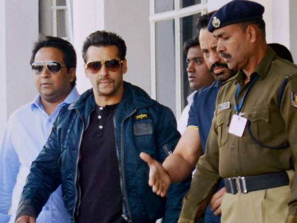 Salman Khan, Bollywood, Blackbuck poaching
