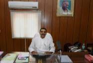 Sanjeev Kumar Balyan takes charge