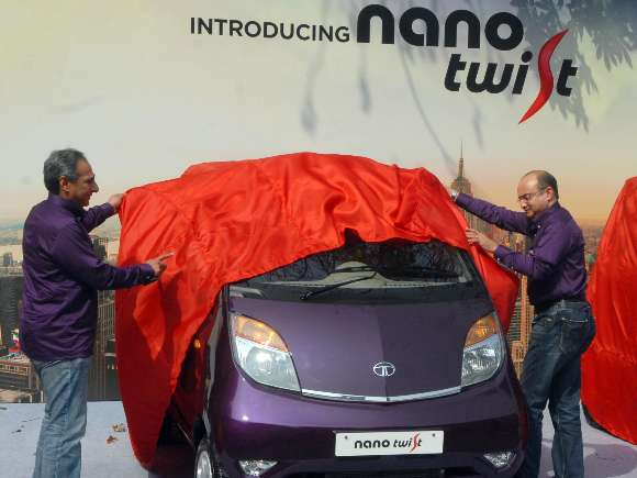 Tata Motors, Nano Twist