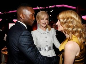 Mahershala Ali, from Nicole Kidman and Laura Dern attend the 89th Academy Awards Nominees Luncheon at The Beverly Hilton Hotel