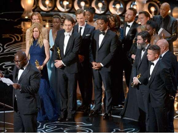 Steve McQueen, Dolby Theatre, 12 Years a Slave, Steve McQueen, Oscars