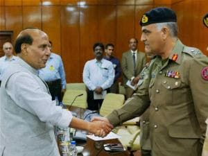 Pakistan Rangers to meet Rajnath Singh