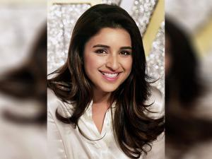 Parineeti Chopra at the launch of Motorola Moto M
