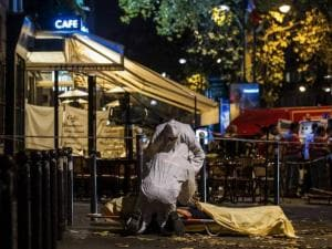 Paris attack: Over 140 people killed