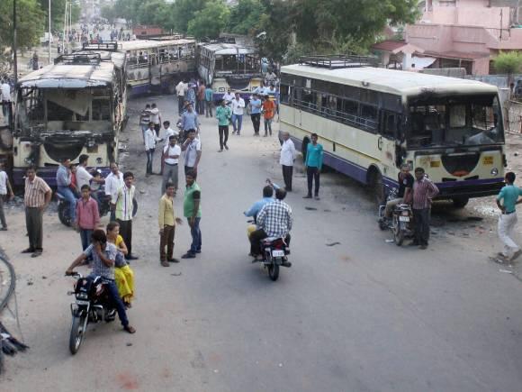 Gujarat quota row, Patel quota agitation, Gujarat Patel protest, Patel community OBC quota rally, Patidar community's agitation, Chief Minister of Gujarat, Patidar Anamat Andolan Samiti, Ahmedabad