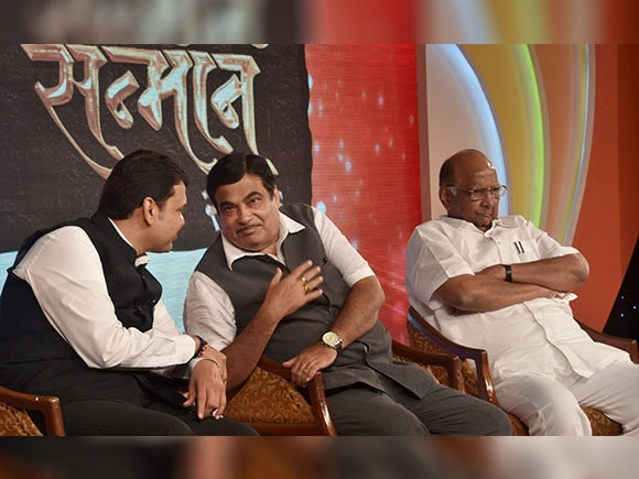 The Z Factor, Subhash Chandra, Marathi version, Devendra Fadnavis, Sharad Pawar, Nitin Gadkari