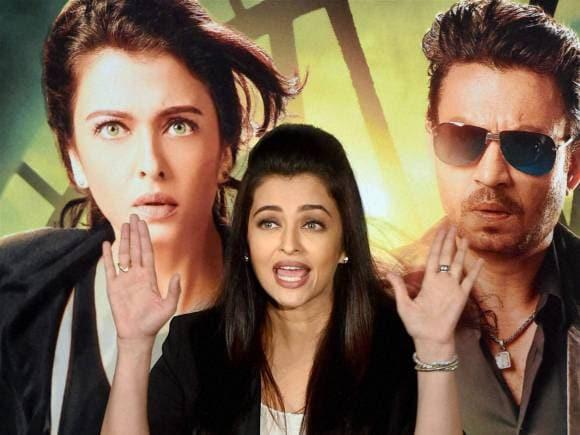 Aishwarya Rai, Aishwarya Rai Bachchan, Jazbaa trailer, Jazbaa, Jazbaa movie